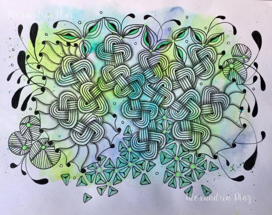 Artist Focus: AlexandriaDiaz