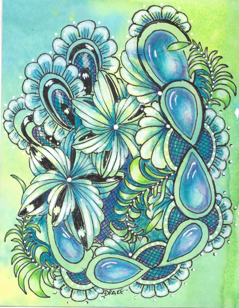 Artist Focus: LizDrake