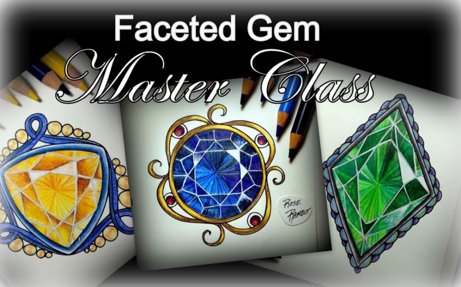 Amanda Rose Rambo: Faceted Gem Masterclass