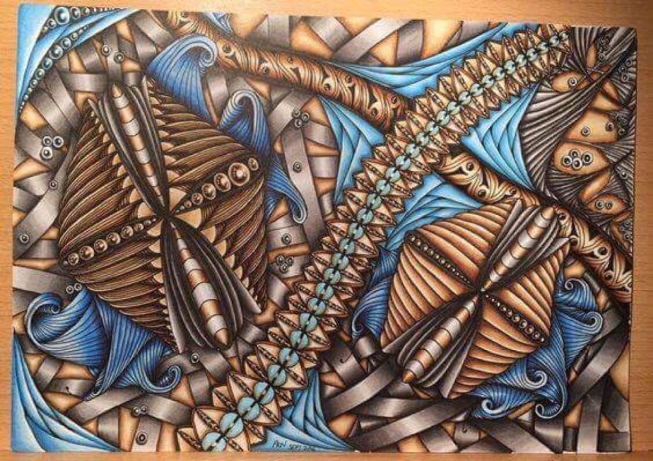 Artist Focus: PhilippaNapper