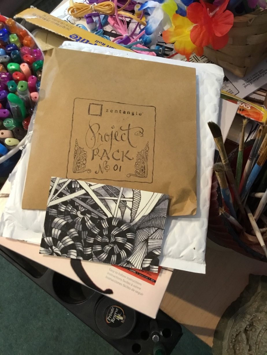 Upcoming: Zentangle® Special Project videoSeries
