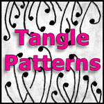 - an index and graphic guide to the best  Zentangle® patterns on the web