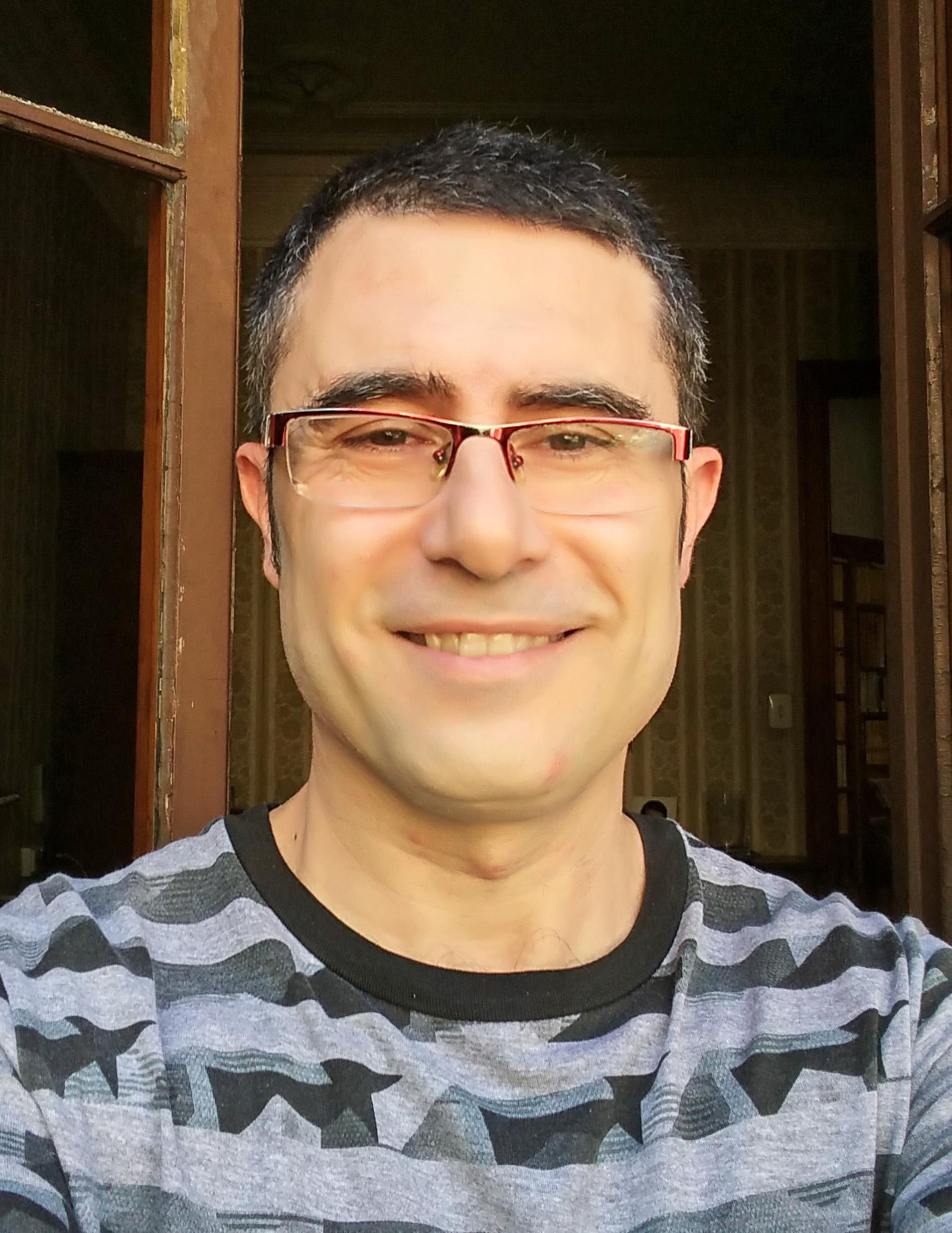 Tomàs Padrós last summer