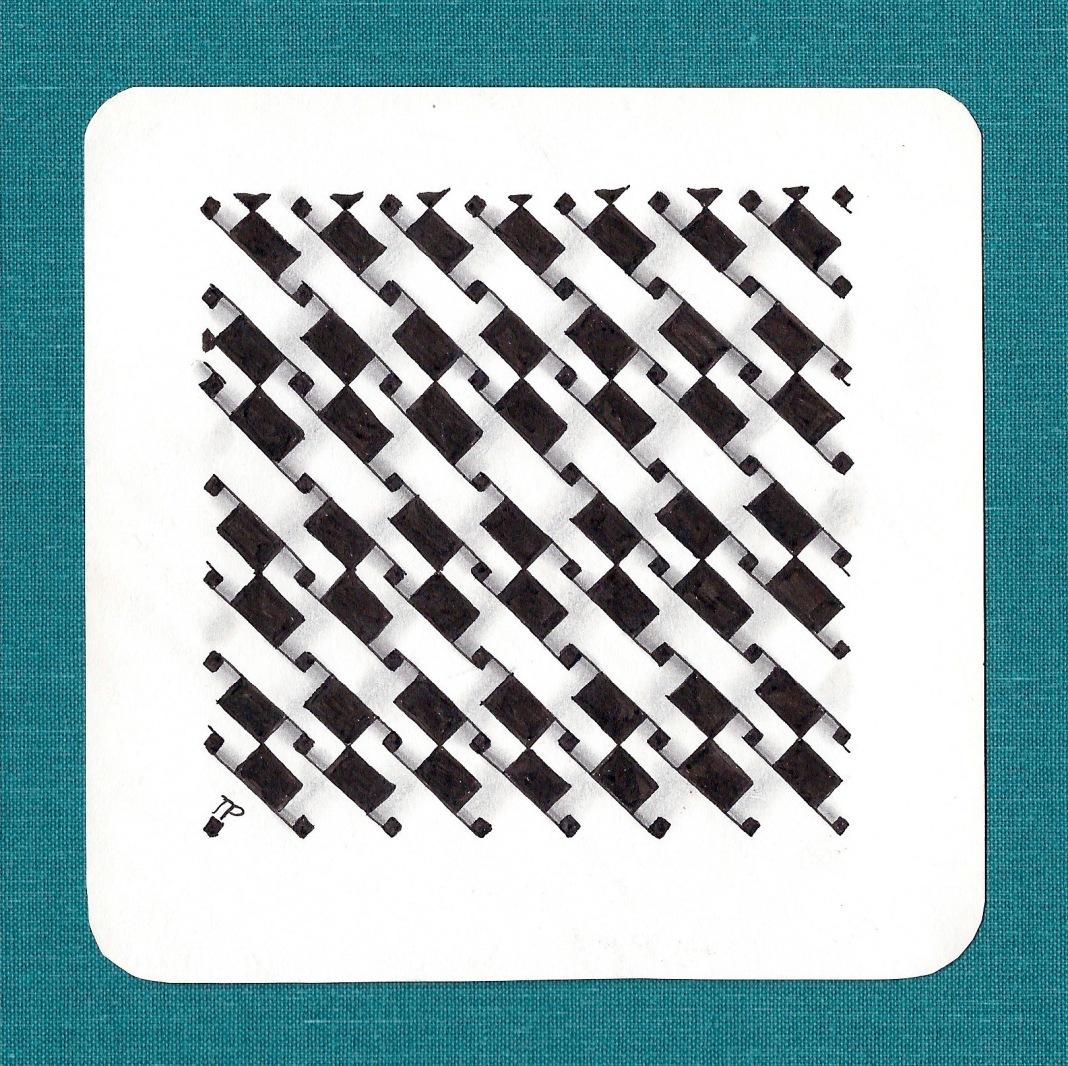 Weben tangleation 4